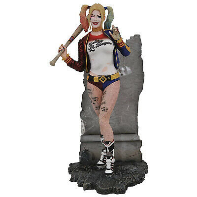 DC Gallery Suicide Squad Harley Quinn Statue