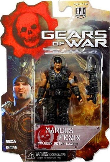 NECA Gears of War 3 Marcus Fenix Action Figure