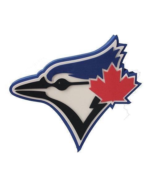 Toronto Blue Jays 3D Foam Logo Sign