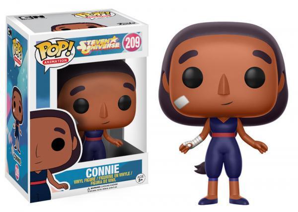 Pop! Animation Steven Universe Vinyl Figure Connie #209 (Vaulted)