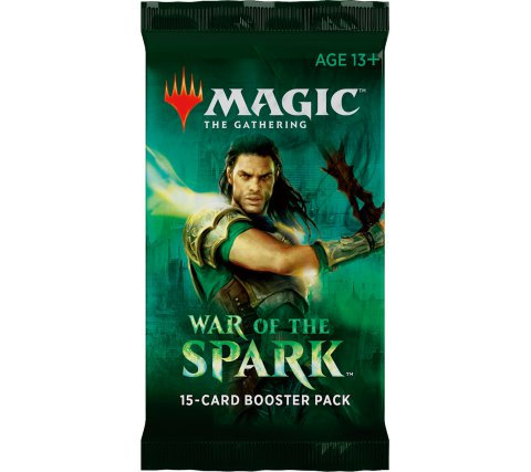 Magic The Gathering War Of The Spark Booster Pack English