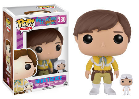 Pop! Movies Willy Wonka & The Chocolate Factory Mike Teevee #330 Vaulted