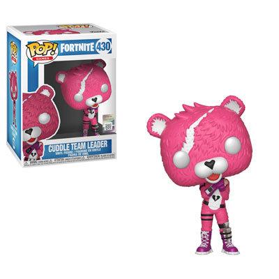 Pop! Games Fortnite Vinyl Figure Cuddle Team Leader #430