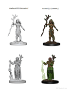 Dungeons & Dragons Nolzur's Marvelous Miniatures: Human Druid (Female)