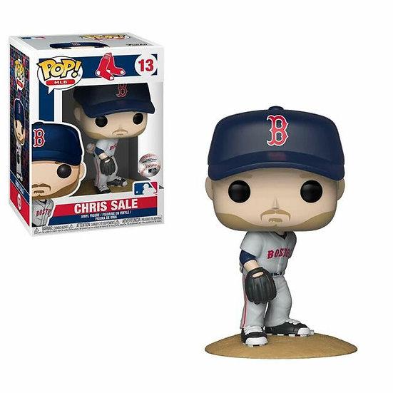 Funko POP: MLB - Chris Sale Boston Red Sox Grey 13