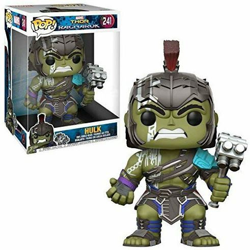 "Funko Pop 10"" The Hulk #241"
