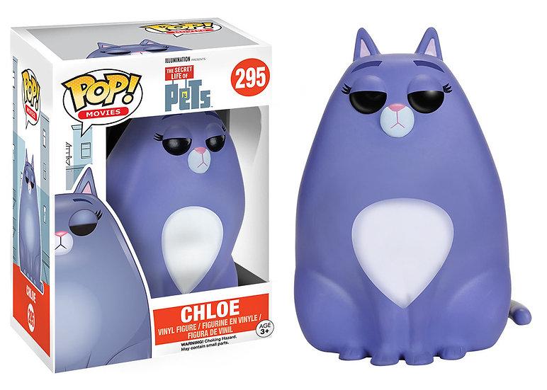 Pop! Movies The Secret Life of Pets Vinyl Figure Chloe #295 (Vaulted)