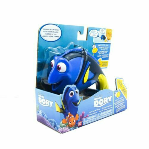 Disney-Pixar Finding Dory Let's Speak Whale Fun Record Voice Interactive Toy