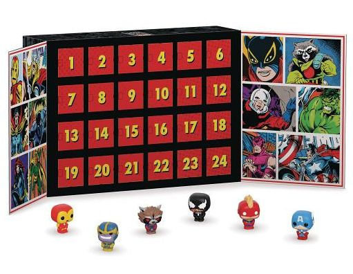 Funko Pocket Pop! Advent Calendar: Marvel (24 Pieces)