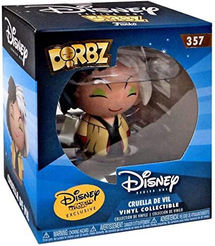 Dorbz Cruella De Vil #357 (Disney Treasures Exclusive)
