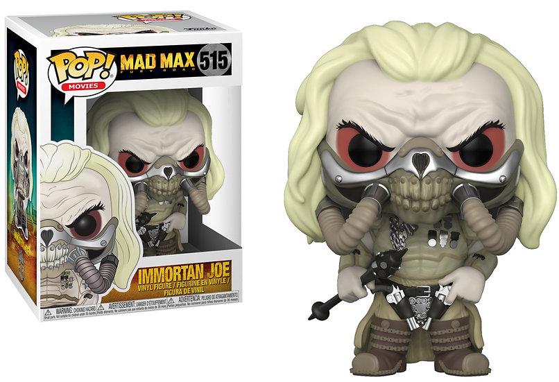 Pop! Movies Mad Max Vinyl Figure Immortan Joe #515 (Vaulted)