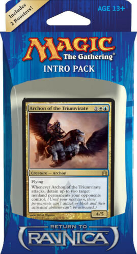 MTG Return To Ravnica Azorius Advance Intro pack