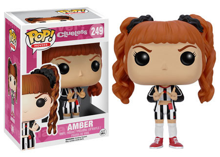 Pop! Movies Clueless Vinyl Figure Amber #249 (Vaulted)