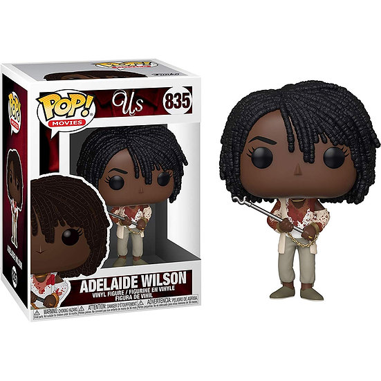 Pop! Movies Us Vinyl Figure Adelaide Wilson #835