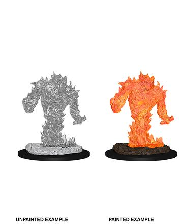 Dungeons & Dragons Nolzur's Marvelous Miniatures: Fire Elemental