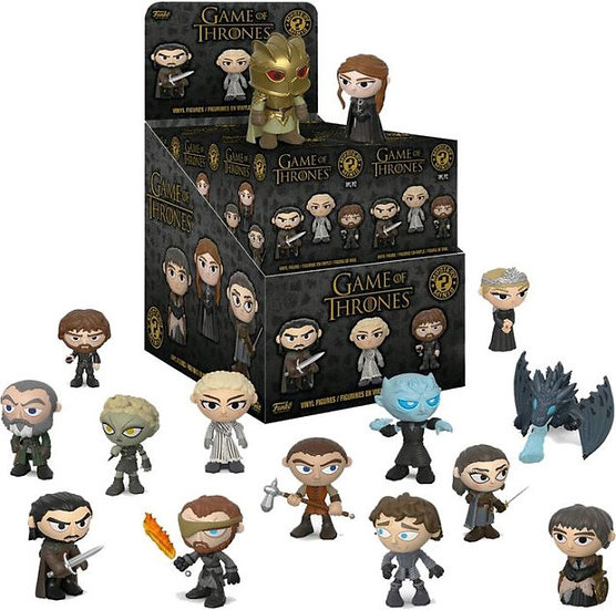 Funko Mystery Minis Game Of Thrones Blind Box