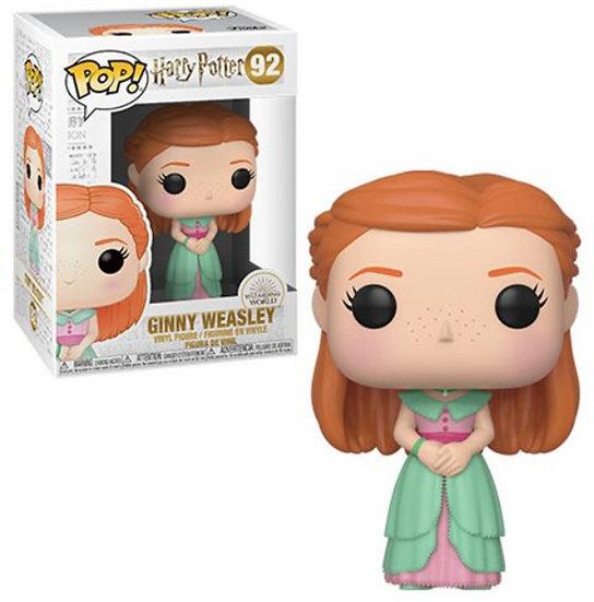 Pop! Harry Potter Vinyl Figure Ginny Weasley #92