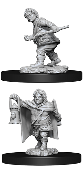 Dungeons & Dragons Nolzur's Marvelous Miniatures: MALE HALFLING ROGUE
