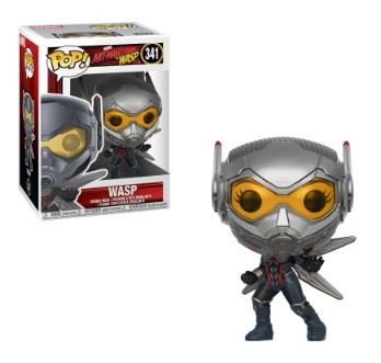 Pop! Marvel Ant-Man and the Wasp Vinyl Bobble-Head Wasp #341