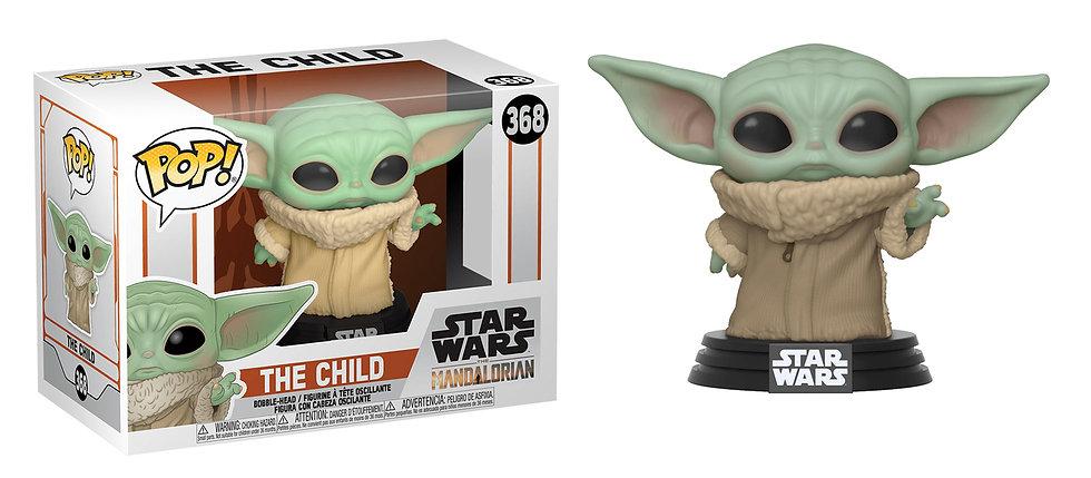 Pop! Star Wars The Mandalorian Vinyl Bobble-Head The Child #368