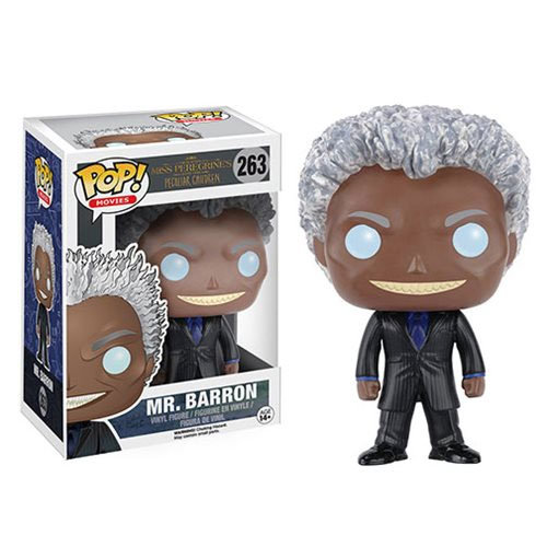 Pop! Movies Miss Peregrine's Home for Peculiar Children Mr. Barron#263 Vaulted