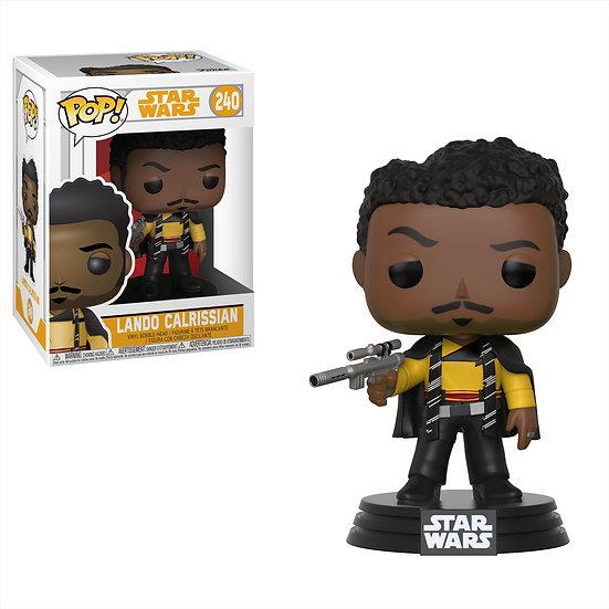 Pop! Star Wars Solo Vinyl Bobble-Head Lando Calrissian #240