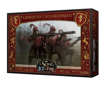 A Song of Ice & Fire: Lannister- Crossbowmen