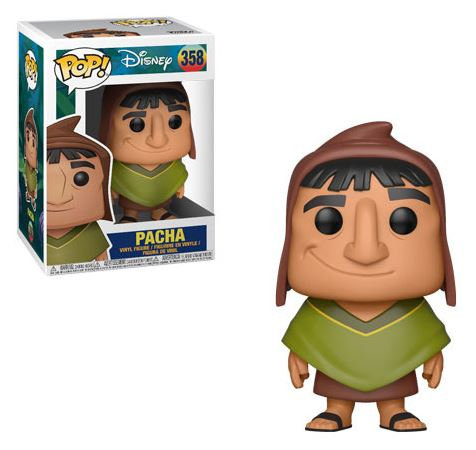 Pop! Disney Emperor's New Groove Vinyl Figure Pacha #358