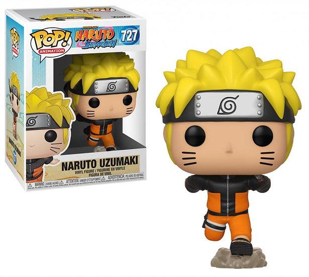 Pop! Animation Naruto Vinyl Figure Naruto Uzumaki #727