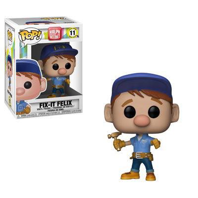 Pop! Disney Wreck-It Ralph 2 Vinyl Figure Fix-It Felix #11