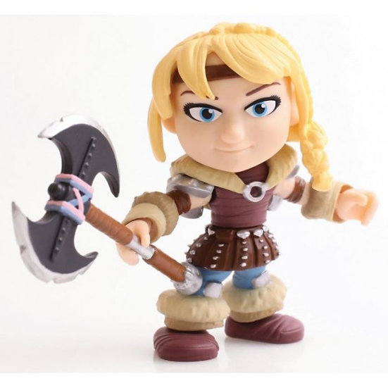 """How to Train Your Dragon - Astrid 3"""" Vinyl Action Figure"""