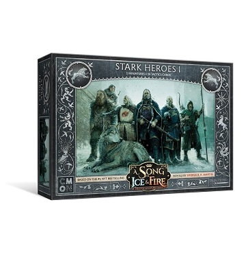 A Song of Ice & Fire: Stark- Heroes 1