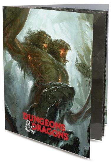 Dungeons & Dragons (5th Ed.): Character Folio Demogorgon