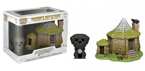 Pop! Town Harry Potter Vinyl Figure Hagrid's Hut & Fang 08