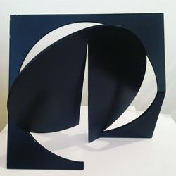 Weissmann_Geométrico_20x20x5cm_Escultura
