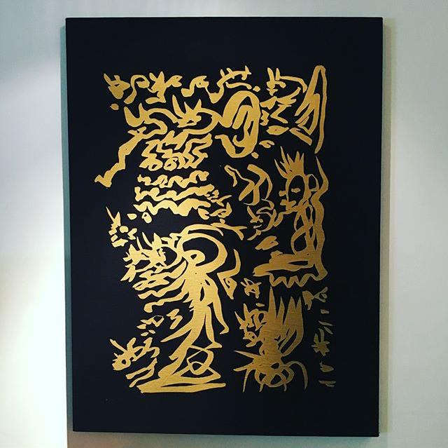 Serigrafia sobre linho_140x105cm