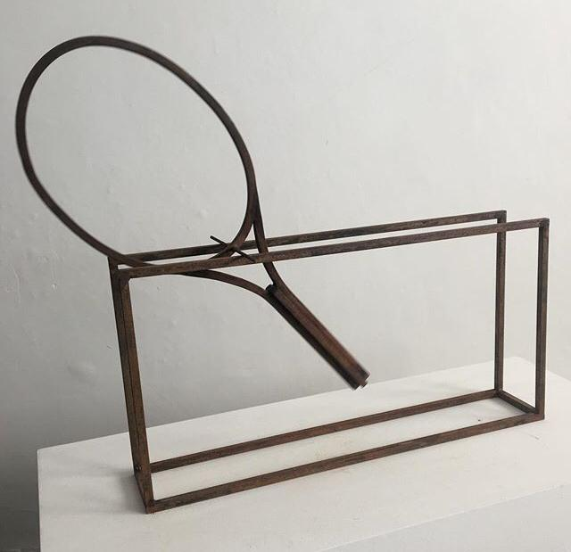 Escultura I_72x70x24cm