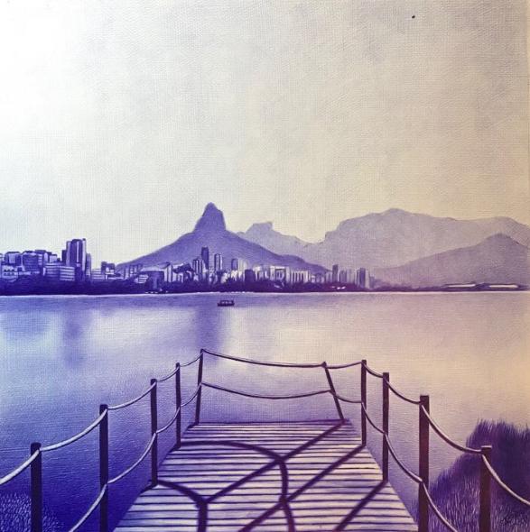Lagoa_42x42cm_R$ 2.500,00