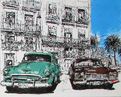 Streets of Havana VII_80x100cm