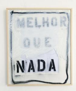 MELHOR QUE NADA_83x70cm_Série_Poesia2012