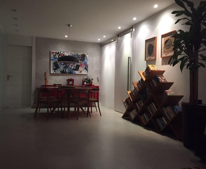 Sala Apartamento Ipanema_ Mack e Bokel
