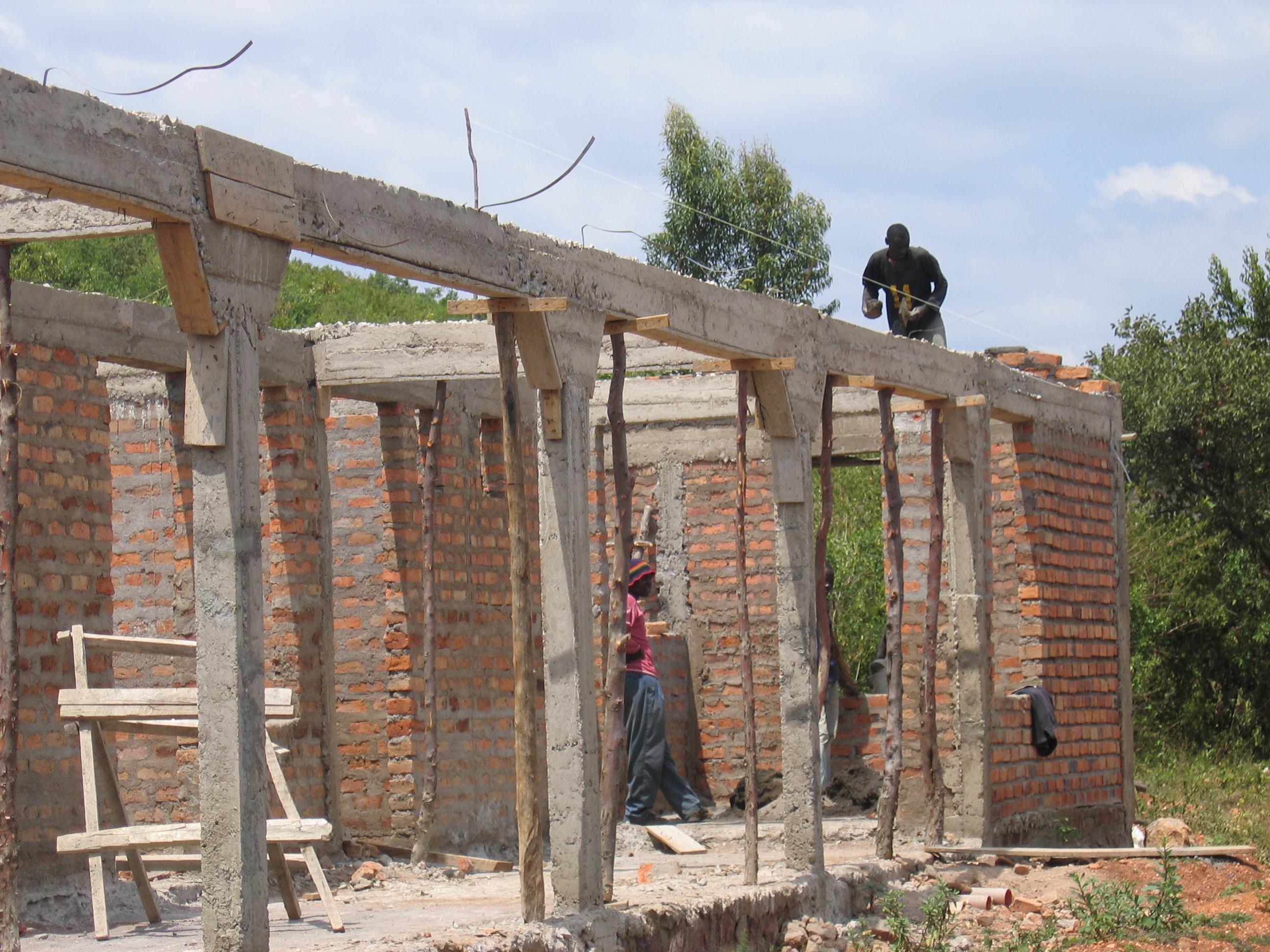 Construction began in 2005