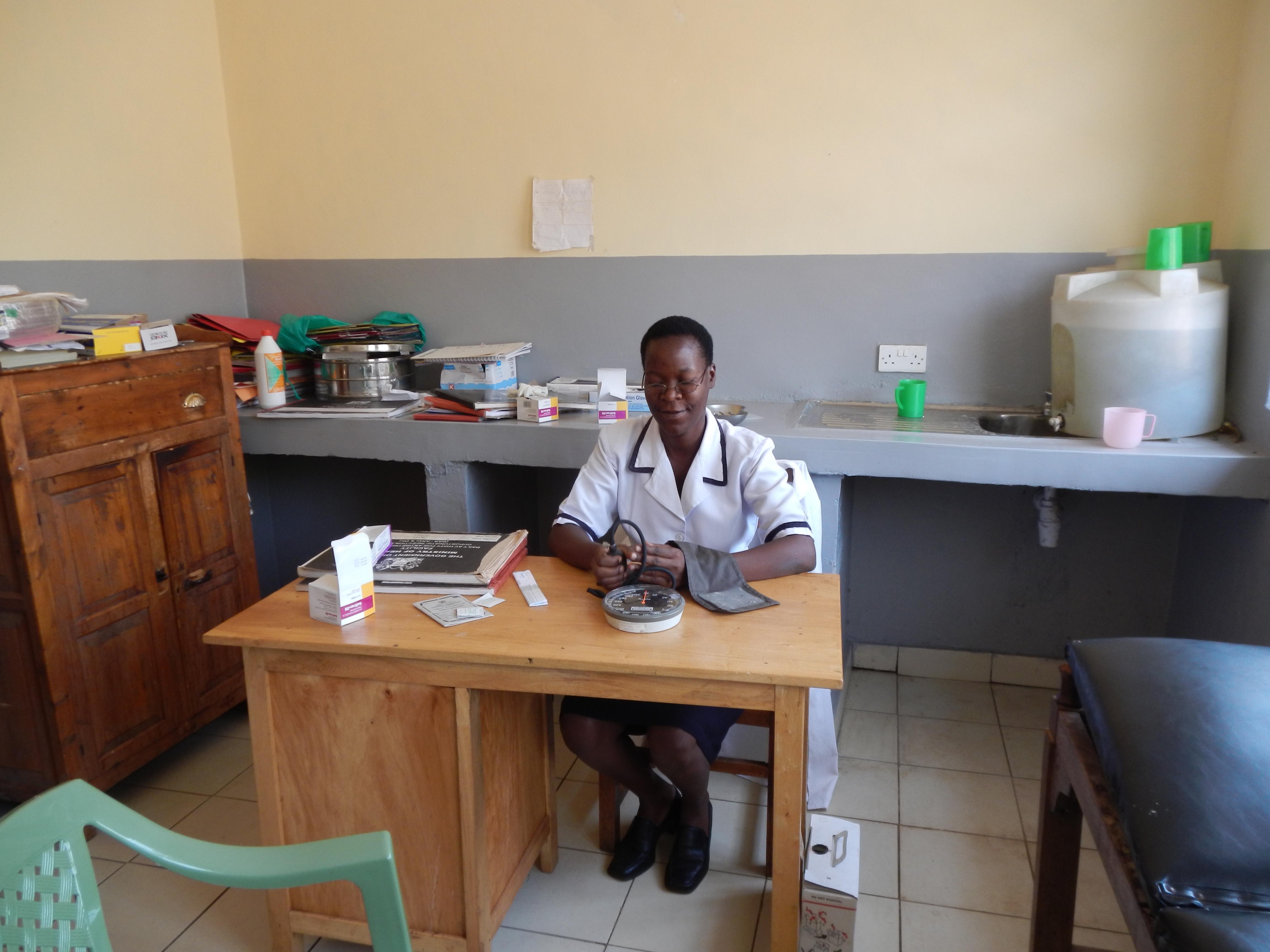 Consultation/examination room