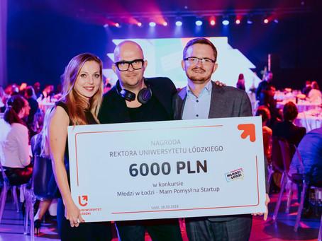 Archizo nagrodzone w Konkursie Młodzi w Łodzi