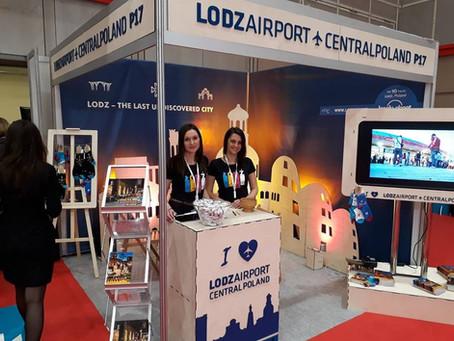 Instalacja Archizo  na największych w Europie targach turystyki lotniczejRoutesonline w Hanowerze!