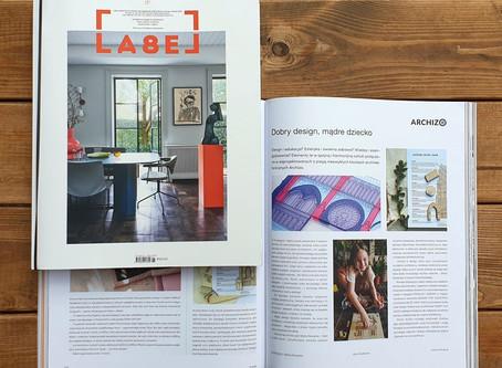 Archizo w Label Magazin