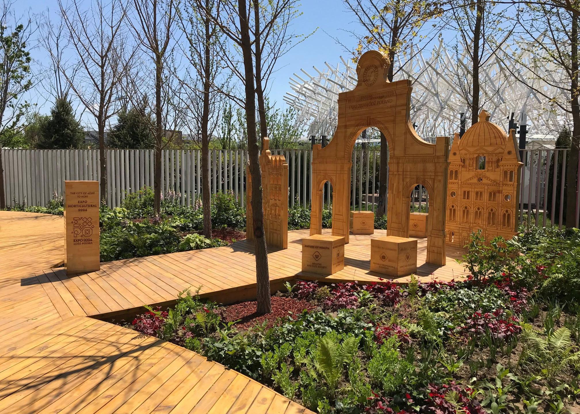 Archizo | Instalacja Horticultural China