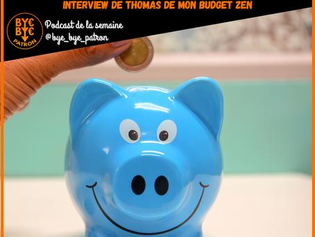 Des finances saines et un budget zen grâce à Thomas