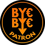 _bye_bye_patron - Logo pour Instagram V1