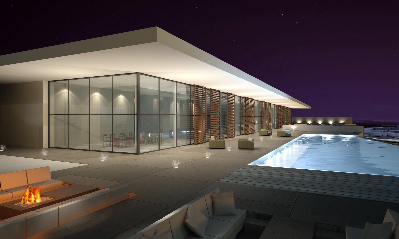 villa orientale I - Moyen-Orient
